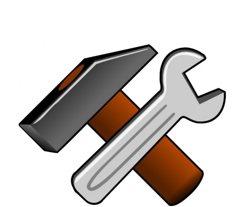 tools_clip_art_wrench_hammer-3