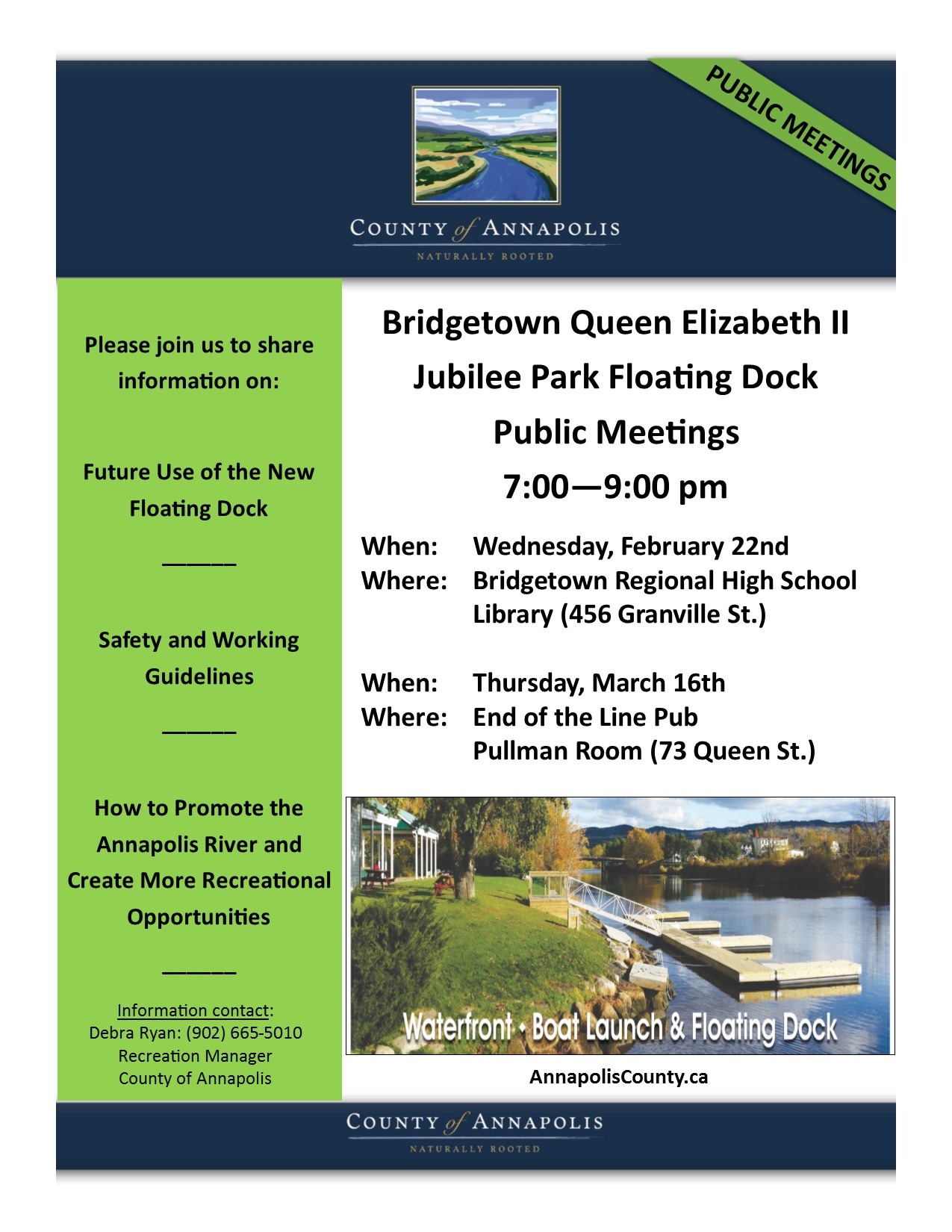 Public Meeting poster Feb 2017 revised