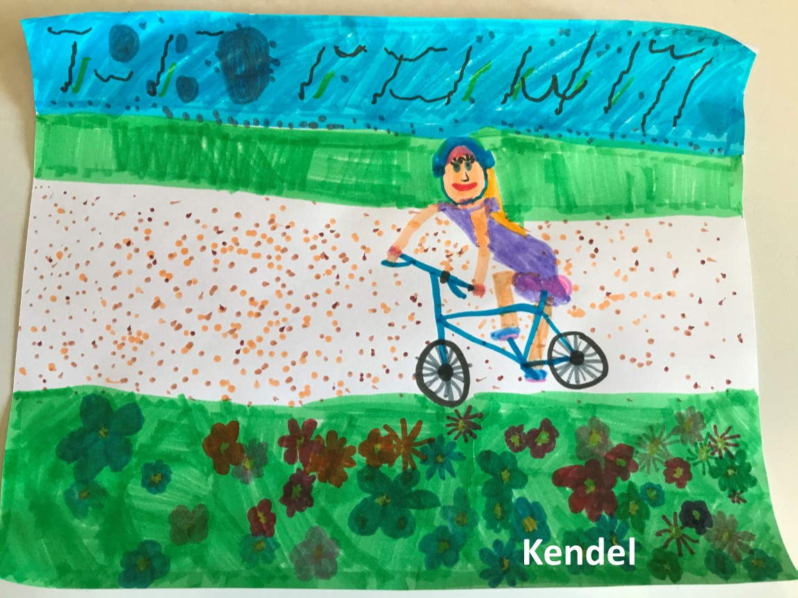Kendel with name